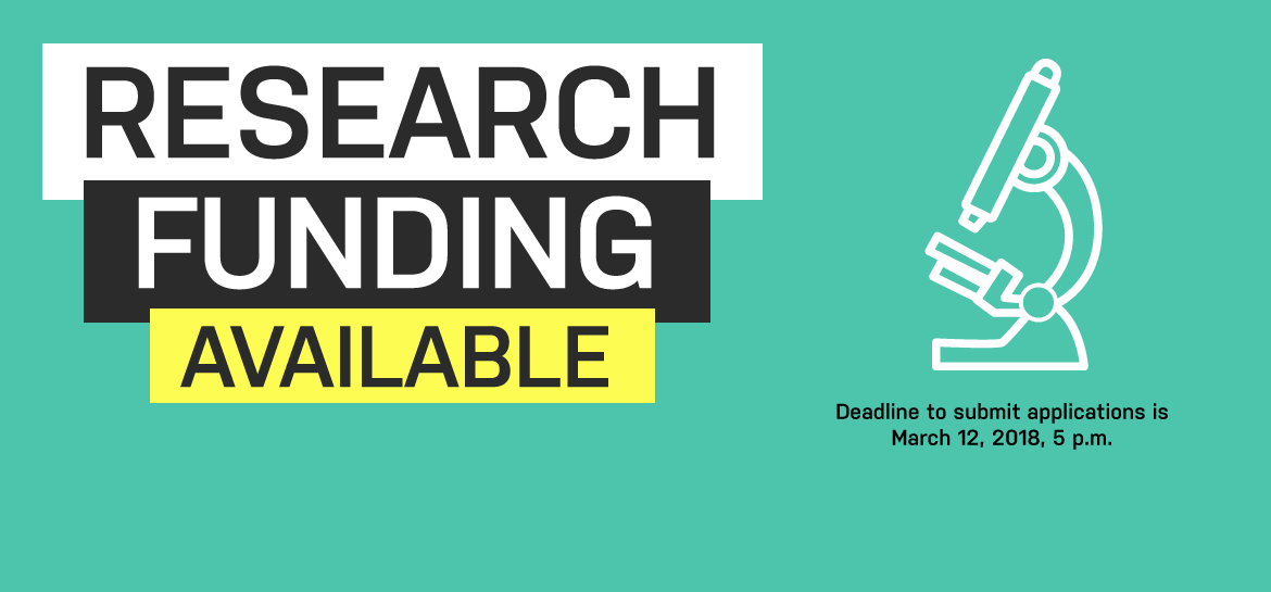 Research and Creative Project Grant Funding